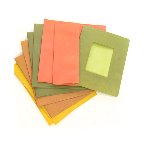 SEI - Card Bases and Envelopes