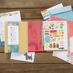 SEI - Noteworthy Jr Collection - Creative Memory Journal - Starter Album - 8.25 x 8.75