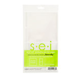 SEI - Noteworthy Jr Collection - 4 x 8 Page Protectors with Two 4 x 4 Pockets - 6 Pack