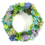 SEI - Pembroke Collection - Succulent Wreath kit