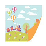 SEI - Bits Of Joy Collection - 12 x 12 Double Sided Paper - Dreamy Sweet