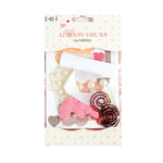 SEI - Always Yours Collection - Embellishment Pack - Sundries