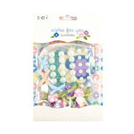 SEI - Wishes for You Collection - Embellishment Pack - Sundries