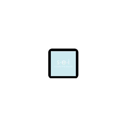 SEI - Ink Block - Egg Blue