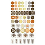 SEI - Madera Island Collection - Epoxy Essentials Stickers, CLEARANCE