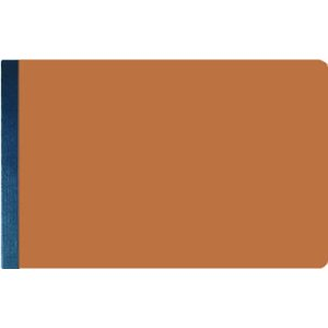 SEI Preservation Series Albums - 8.5 x 5.5 - Brown