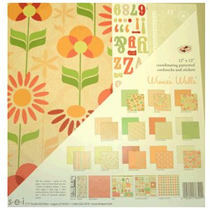 SEI - Assortment Pack- Winnie's Walls, CLEARANCE