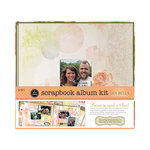 SEI - Mia Bella Collection - Scrapbook in a Box Kit - 12 x 12