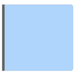 SEI  - Preservation Series Albums - 6 x 6 - Blue