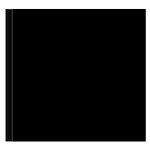 SEI  - Preservation Series Albums - 8 x 8 - Black