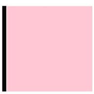 SEI  - Preservation Series Albums - 8 x 8 - Pink