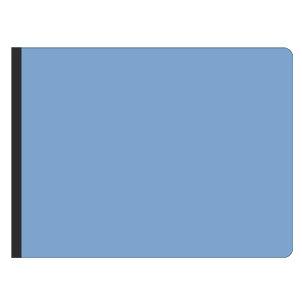 SEI  - Preservation Series Albums - 11 x 8.5 - Blue