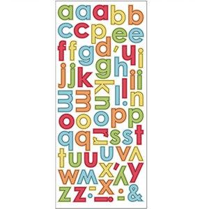 SEI - Doodley-Doo Boy - Alphabet Stickers