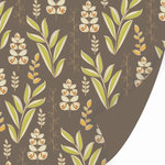 SEI - Dill Blossom Collection - 12x12 Double Sided Textured Paper - Terragon, CLEARANCE