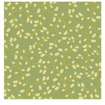 SEI - Holly Lane Collection - Christmas - 12x12 Foil Cardstock Paper - Golden Ivy, CLEARANCE