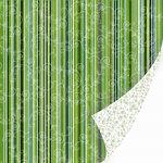 SEI - Glitzmas Collection - 12x12 Double Sided Textured Glittered Paper - Christmas - Winter Glitterland