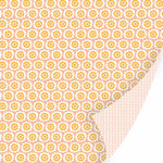 SEI - Corrine Collection - 12 x 12 Double Sided Glitter Paper - Bright Side