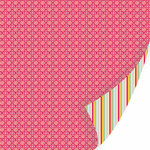 SEI - Corrine Collection - 12 x 12 Double Sided Pearl Foil Paper - Flight of Fancy