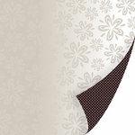SEI - Corrine Collection - 12 x 12 Double Sided Silver Foil Paper - Dream World