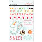 SEI - Corrine Collection - Epoxy Stickers