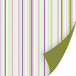 SEI - Couture Collection - 12 x 12 Double Sided Mint Foil Paper - Tabaret
