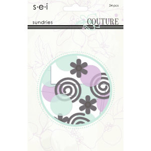 SEI - Couture Collection - Embellishment Pack - Sundries