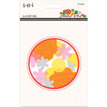 SEI - Sunny Day Collection - Embellishment Pack - Sundries