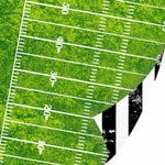 SEI - I'm an Athlete Collection - 12 x 12 Double Sided Paper - Endzone