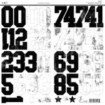 SEI - I'm an Athlete Collection - Cardstock Stickers - Numbers