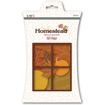 SEI - Homestead Collection - Embossed Die Cut Accents