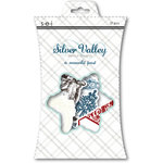 SEI - Silver Valley Collection - Christmas - Foil Die Cut Accents