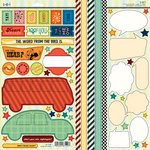 SEI - Mayberry Collection - Cardstock Stickers