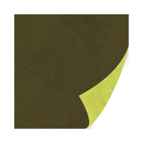 SEI - Entrada Collection - 12 x 12 Double Sided Paper - Overgrown Vines