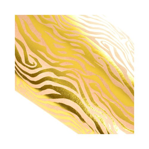 SEI - Entrada Collection - 12 x 12 Double Sided Paper - Golden Zebra