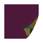 SEI - Mirelle Collection - 12 x 12 Double Sided Paper with Foil Accents - Amethyst