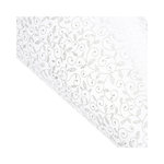 SEI - Berry Melody Collection - Christmas - 12 x 12 Woven Sheet with Foil Accents