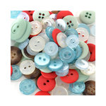 SEI - Berry Melody Collection - Christmas - Buttons