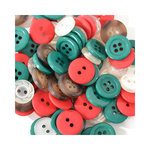SEI - Holiday Traditions Collection - Christmas - Buttons