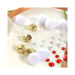 SEI - Holiday Traditions Collection - Christmas - Embellishment Pack - Sundries