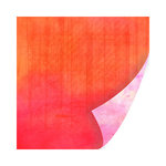 SEI - Mia Bella Collection - 12 x 12 Double Sided Paper - Sienna Sunset