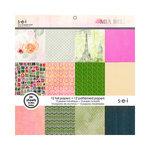 SEI - Mia Bella Collection - 12 x 12 Paper Pad