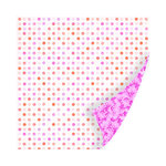 SEI - Diane Collection - 12 x 12 Double Sided Paper with Glitter Accents - Fresh Linen