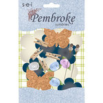SEI - Pembroke Collection - Embellishment Pack - Sundries