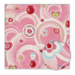 Sassafras Lass - Scrumptious Collection - 12x12 Paper - Raspberry Ripple, CLEARANCE