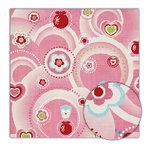 Sassafras Lass - Scrumptious Collection - 12x12 Paper - Raspberry Ripple, CLEARANCE