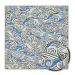 Sassafras Lass - Serendipity Collection - Whale of a Tale - 12x12 Paper - High Seas