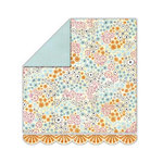 Sassafras Lass - Sunshine Lollipop Collection - 12x13 Double Sided Paper - Gum Drop Garden, CLEARANCE