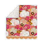 Sassafras Lass - Sunshine Lollipop Collection - 12x13 Double Sided Paper - Dreamsicle, CLEARANCE