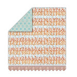 Sassafras Lass - Robotics Collection - 12x13 Double Sided Paper - The Countdown, CLEARANCE