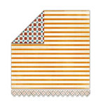 Sassafras Lass - Robotics Collection - 12x13 Double Sided Paper - Shuttle Service, CLEARANCE